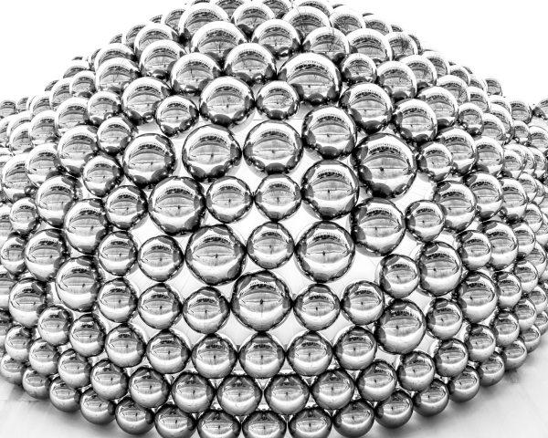 steel balls in santa monica